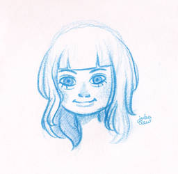 BLUE II by jubalew