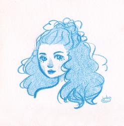 BLUE III by jubalew