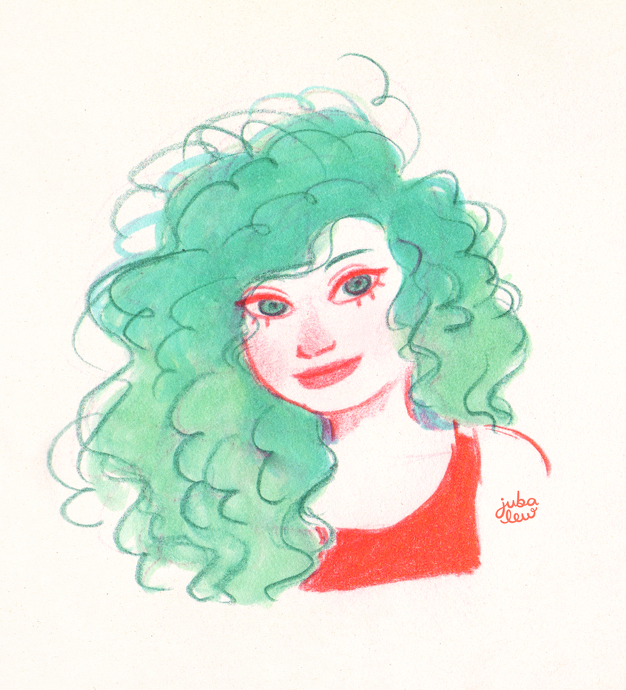 Green by jubalew