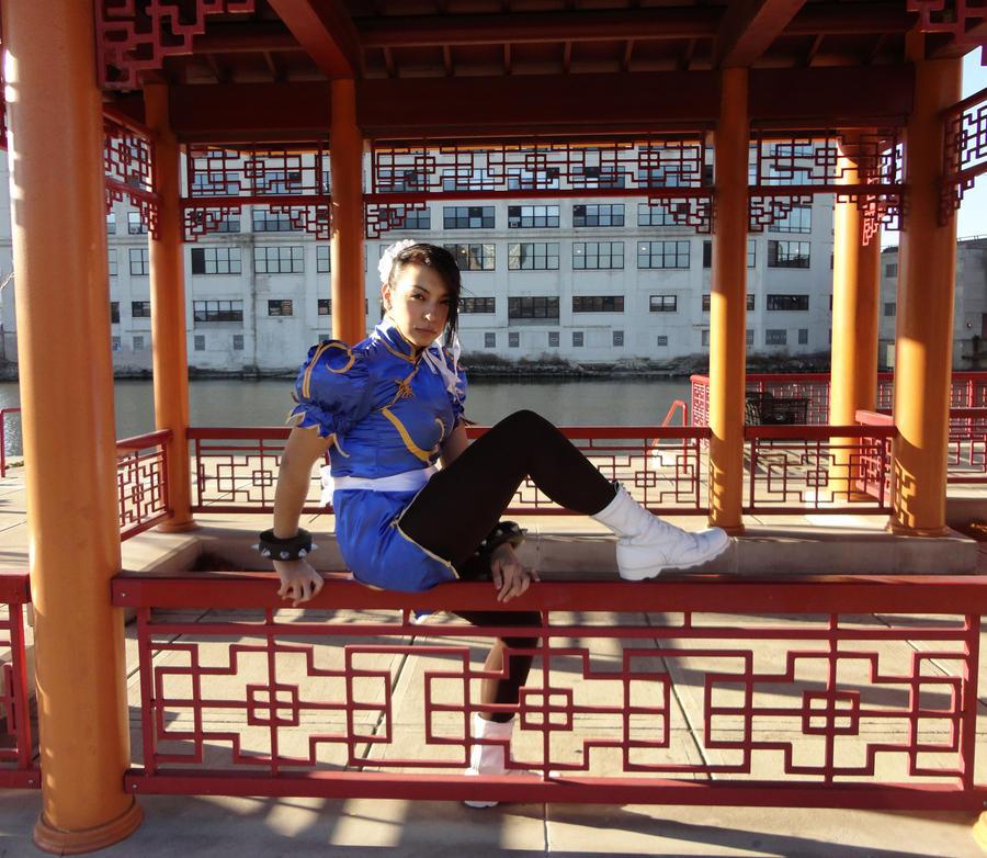 Chun-Li - Street Fighter by SidneyVons