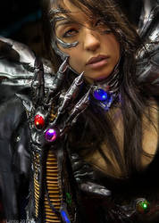 Witchblade by SidneyVons