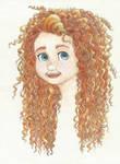 Merida portrait