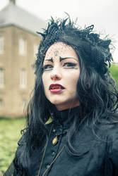 Dark Vampire Queen by MelancholicHeart
