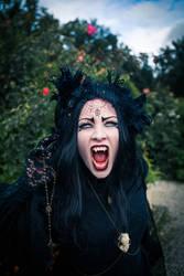 Hunting Dark Vampire Queen by MelancholicHeart