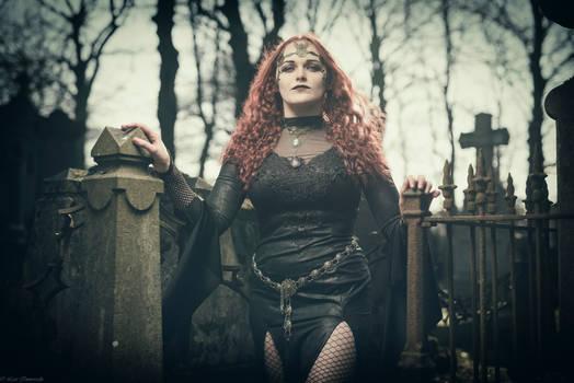 Mara, Vampire Priestess