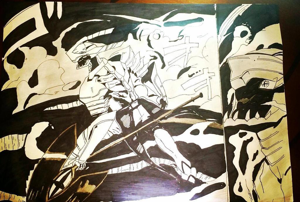 Akame Ga Kill Incursio Final Form by destinyrevolt on DeviantArt
