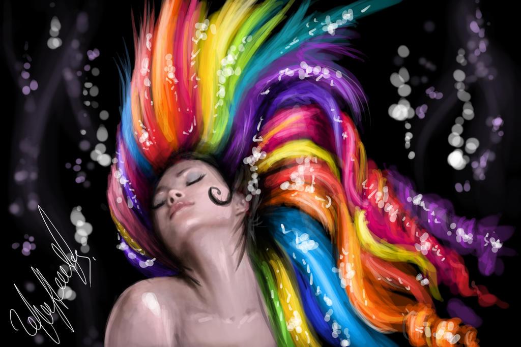 The Mermaid by Joojia