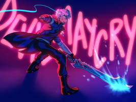 Devil May Cry 5 by CrookedLynx