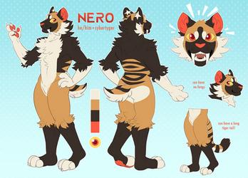 Nero ref by CrookedLynx