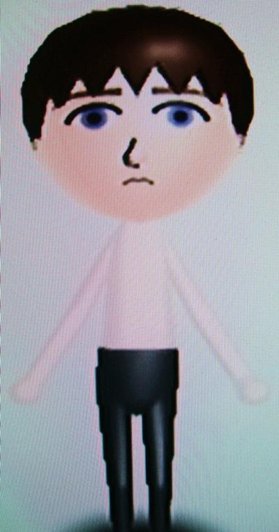 Shinji Ikari Mii by HeltFelaktig