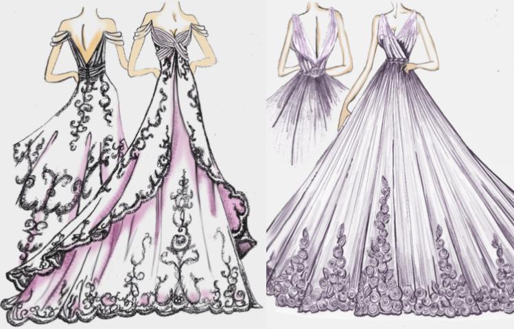 wedding dress. by Keyra007