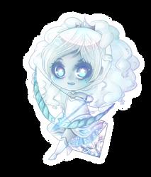 Commission- Diamond by HotaruAyanami