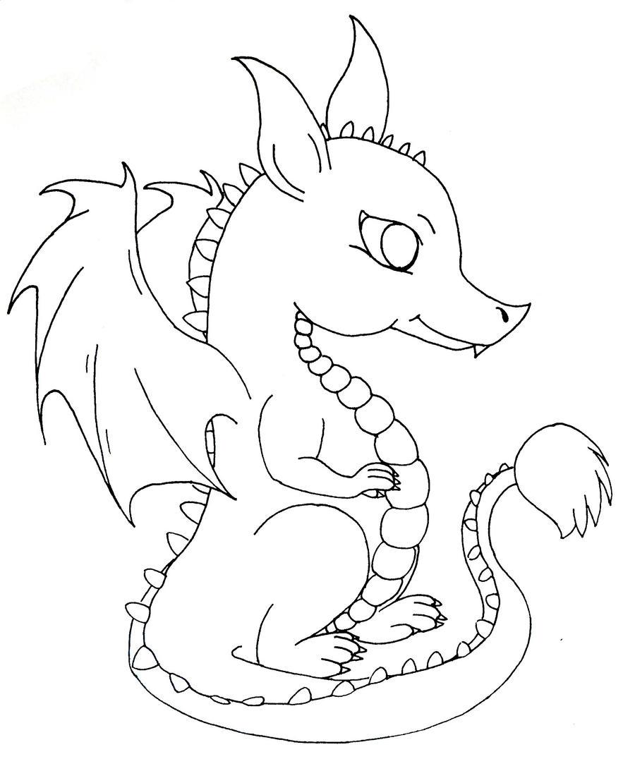 Baby dragon by kay-ler on DeviantArt