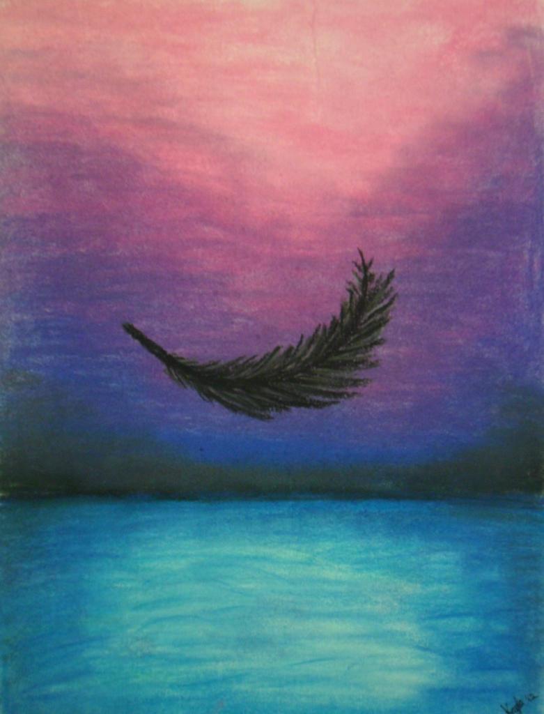 fallen feather mac wallpaper - photo #21