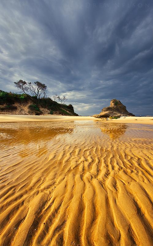 Golden Sands by DrewHopper
