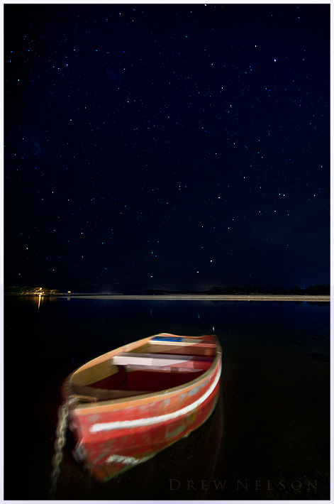Static Stars by DrewHopper