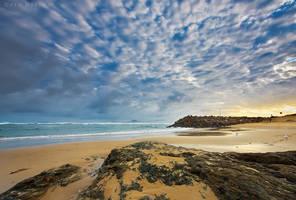 Mackerel Sky by DrewHopper