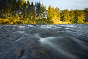 Riverside Warmth by DrewHopper
