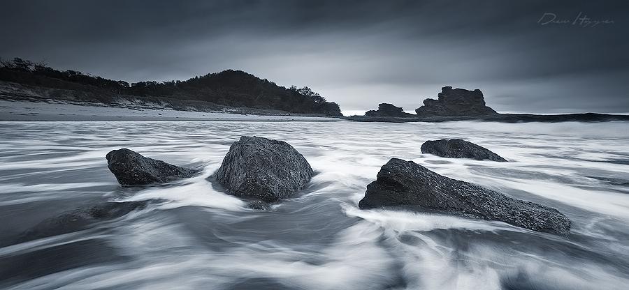 Shelley Bay by DrewHopper