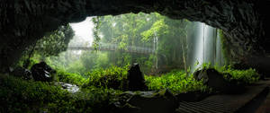 Crystal Showers Cave