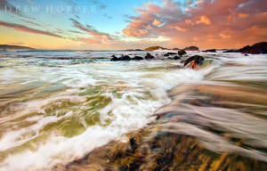 The Incoming Tide by DrewHopper