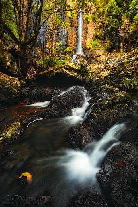 Woopi Cascades by DrewHopper