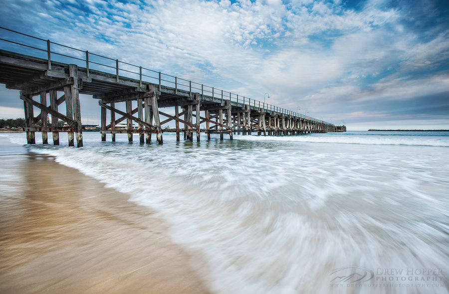 Coffs Harbour Jetty by DrewHopper