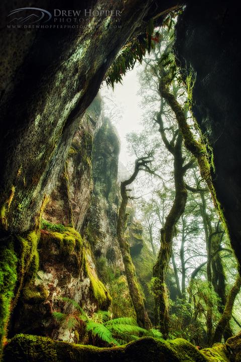 Weeping Rock by DrewHopper