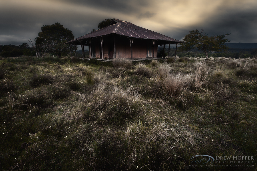 Abandoned Shack by DrewHopper