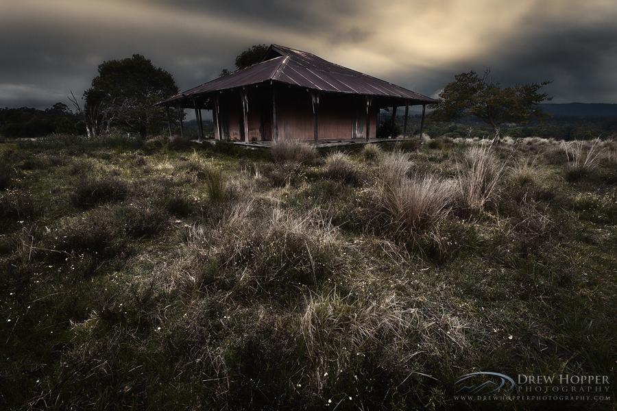 Abandoned Shack by DrewHopper