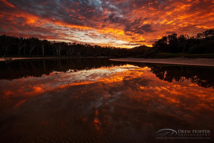 Fire In The Sky by DrewHopper