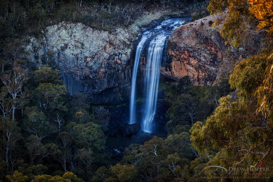 Lower Ebor Falls by DrewHopper