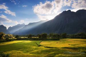 Vang Vieng Countryside
