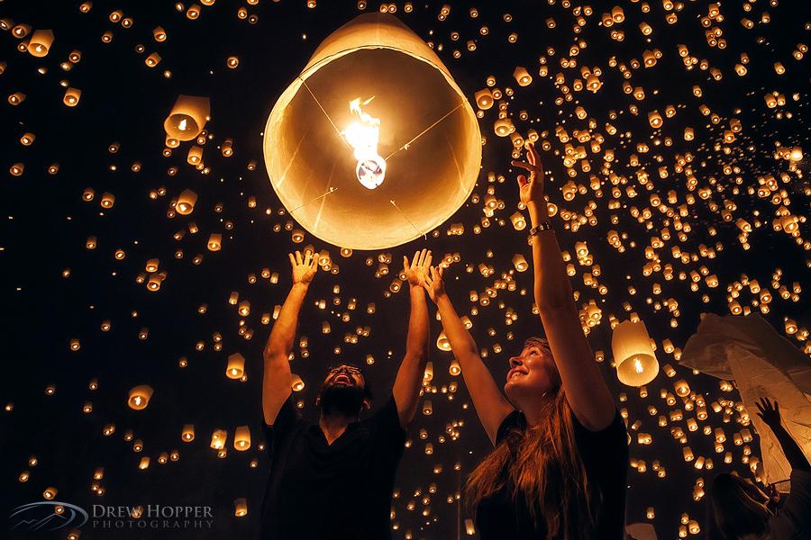 Festival Of Light by DrewHopper