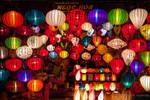 Ngoc Hoa Silk Lanterns