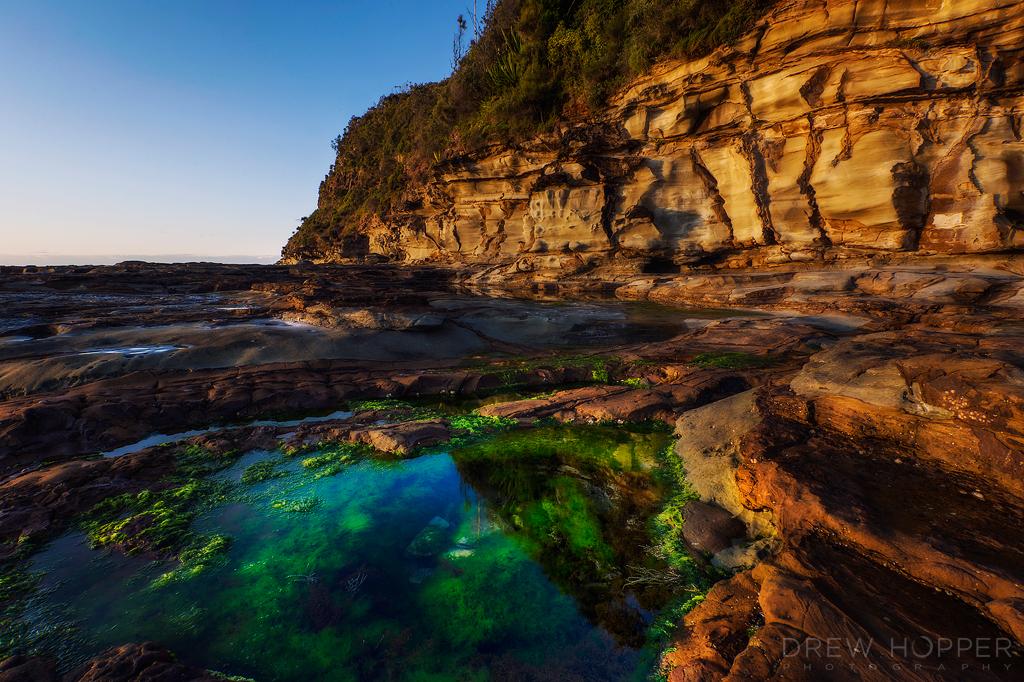 Avoca Rocks by DrewHopper