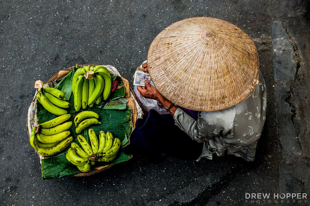 Banana Lady by DrewHopper