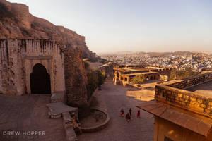 Mehrangarh Fort by DrewHopper