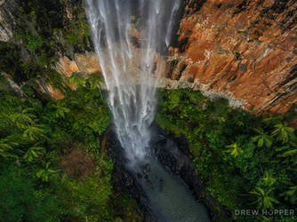Purling Brook Falls by DrewHopper