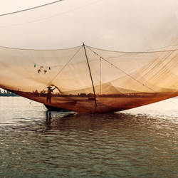 Net Fisherman by DrewHopper