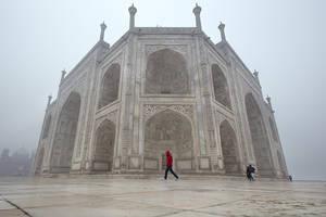 Winter Taj