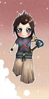 KH: Terra Chibi version