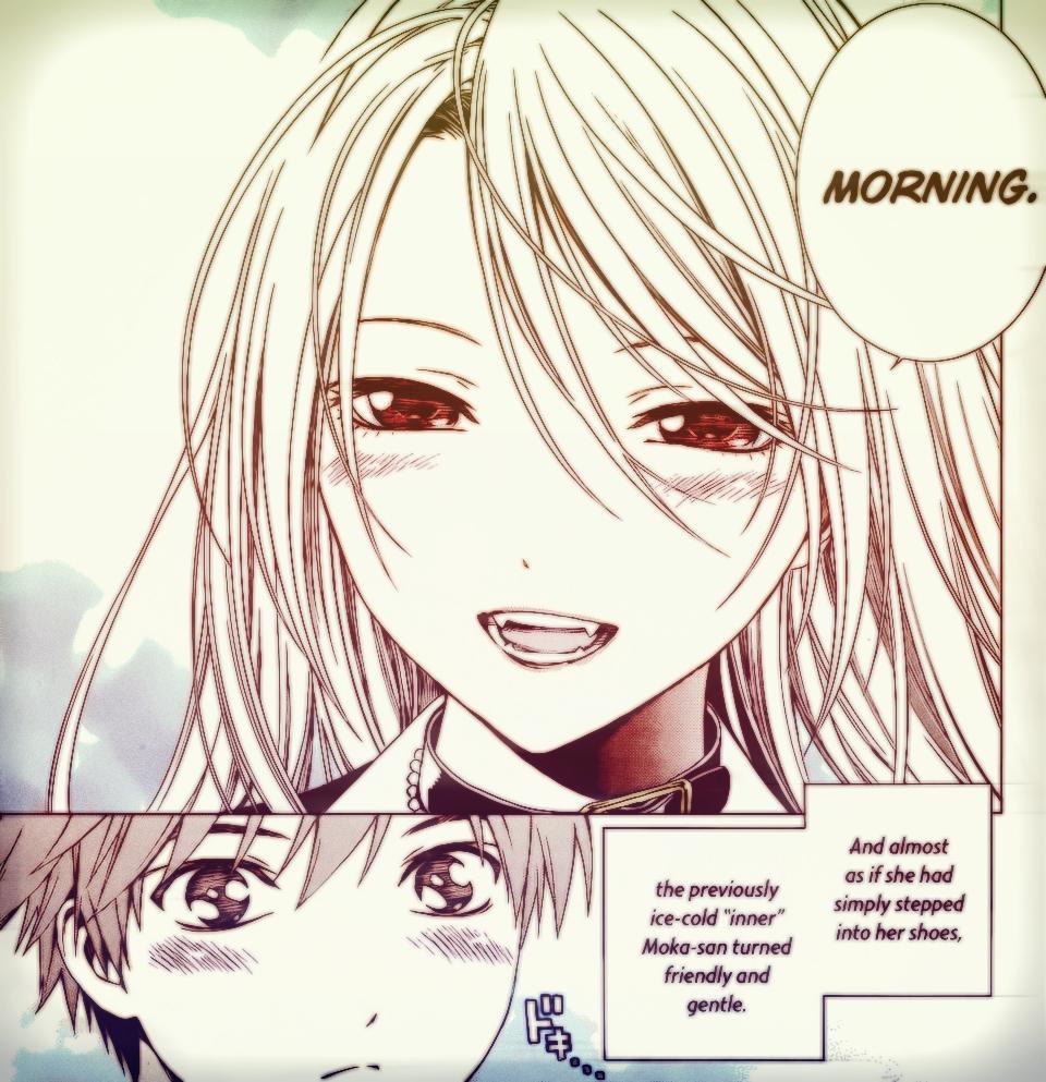 Read Manga Online Rosario Vampire: Rosario + Vampire Epiloge (Color) By MarclineVampire On