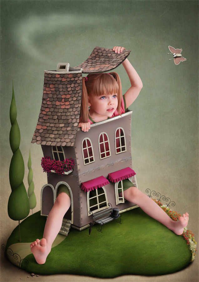 I grew up? .. by AnnMei