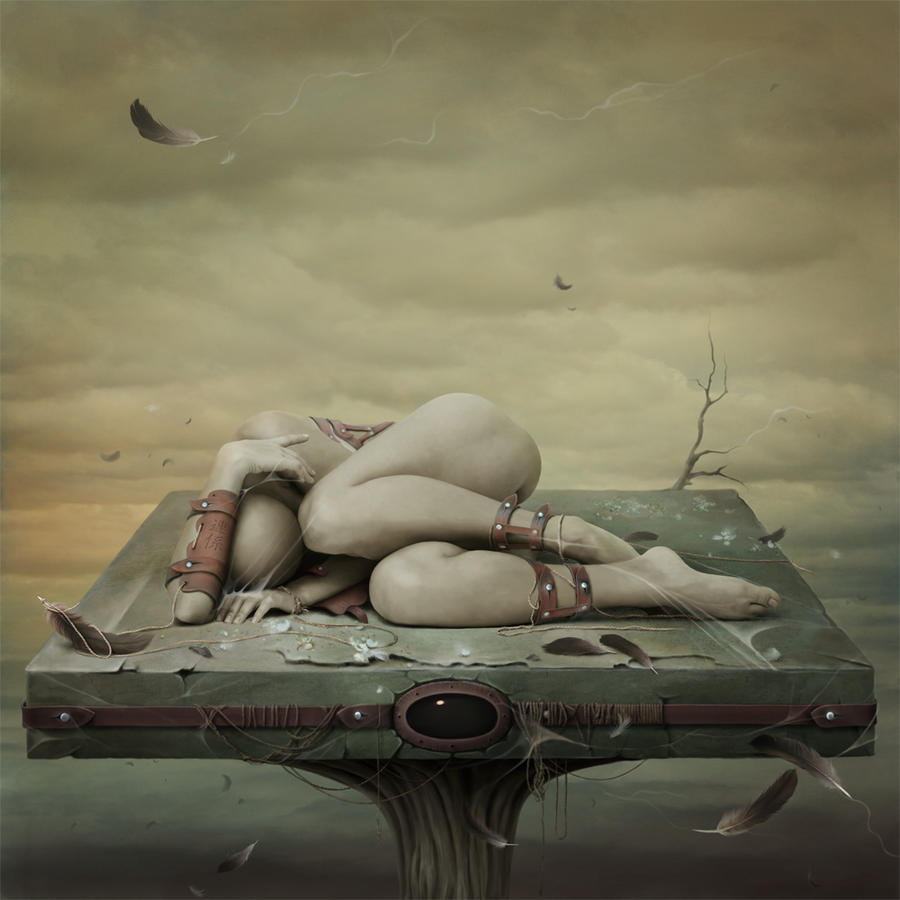 The bird by AnnMei