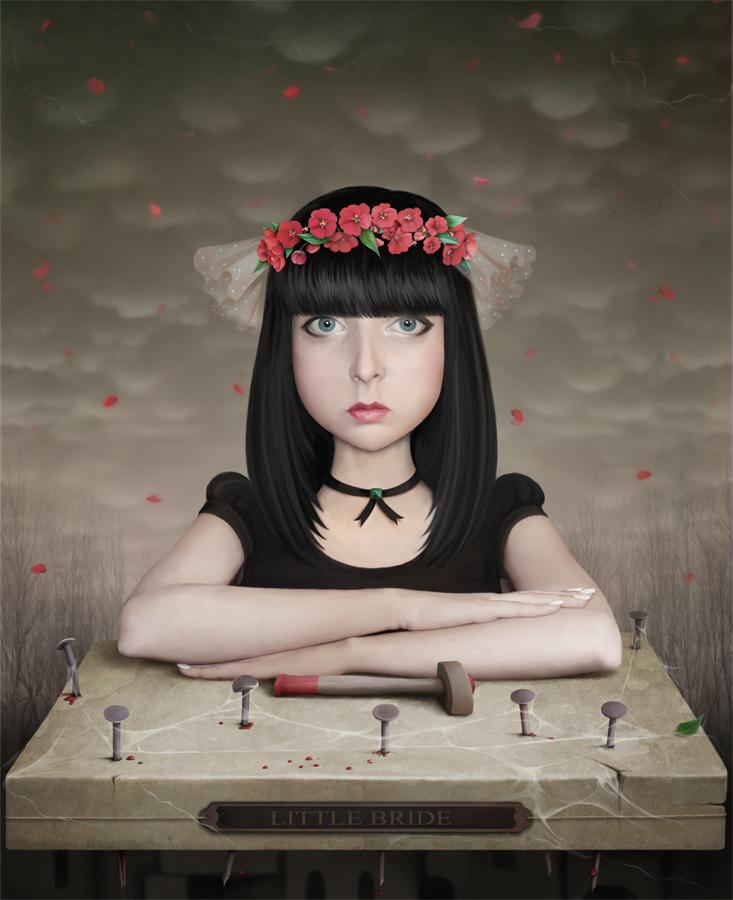 Bride by AnnMei
