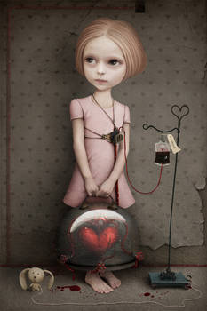 Girl without heart