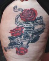 A rose by JakubNadrowski