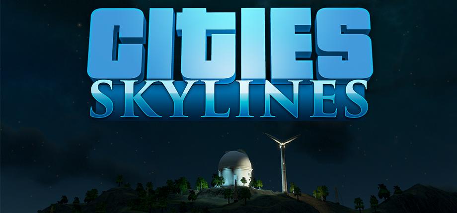 Cities Skylines Steam Grid Banner Astronomy By T0bim0ri On Deviantart