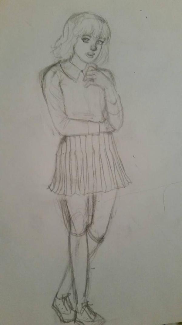 skirt by Nescotti